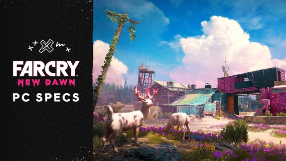 Far Cry New Dawn ponúka PC požiadavky