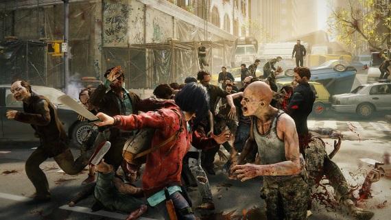 World War Z ukazuje nové zábery boja ľudí a zombíkov