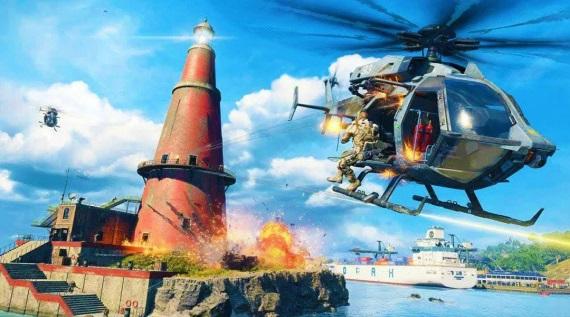 Call of Duty: Black Ops 4 - Blackout režim bude na týždeň zadarmo k zahraniu