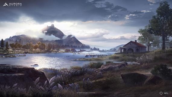 Ring of Elysium už otvorilo novú sezónu s novou mapou so sopkou