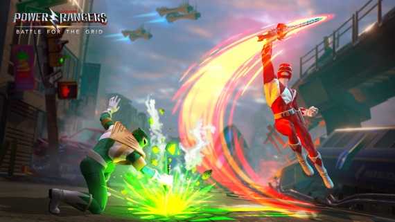 Power Rangers: Battle for the Grid bojovka ohlásená, už pri vydaní prinesie crossplatform multiplayer