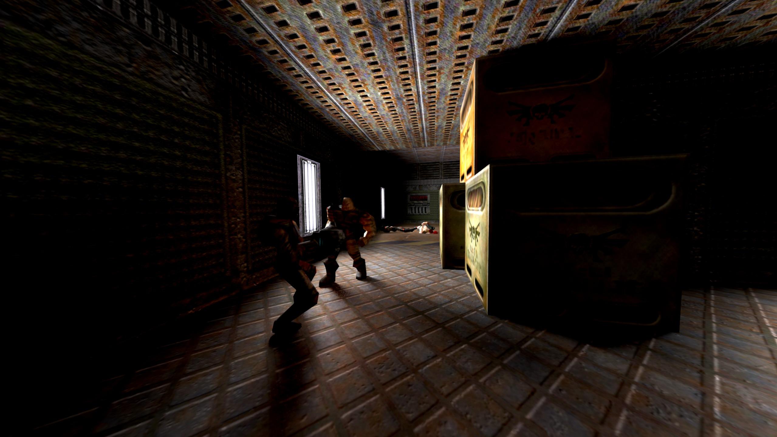 Quake 2 už funguje s raytracingom na RTX kartách   Sector