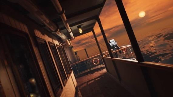 Nový Layers of Fear 2 trailer bližšie predstavuje nové prostredie