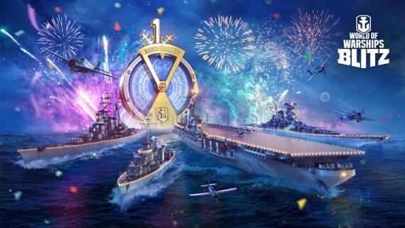 Súťaž s hrou World of Warships: Blitz