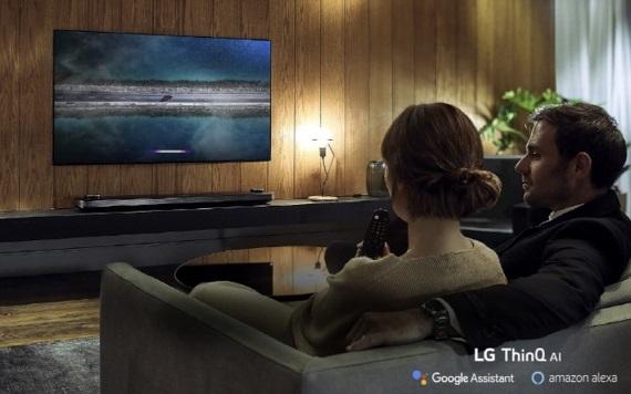 LG priniese v roku 2019 TV s variabilným refreshom a 4K/120Hz
