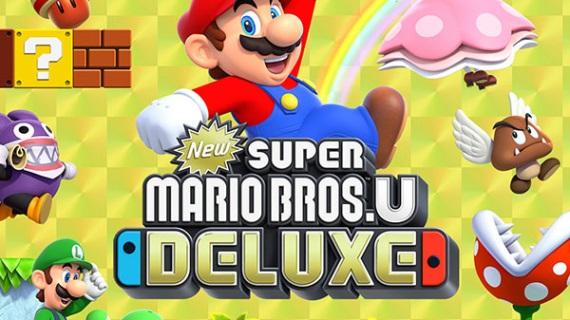 New Super Mario Bros. U Deluxe sa nám ukazuje pred vydaním