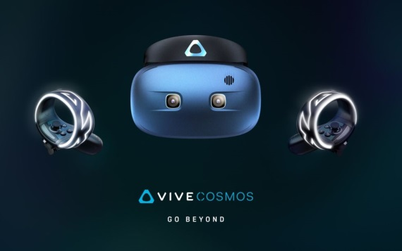 HTC na CES predstavilo novinky v oblasti virtuálnej reality