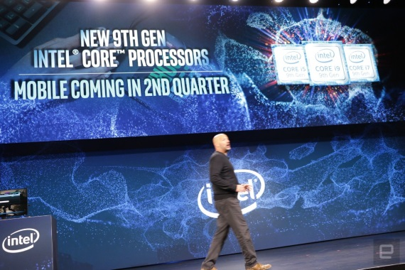 Intel tento rok rozšíri aktuálnu sériu procesorov a vydá aj prvé 10nm procesory