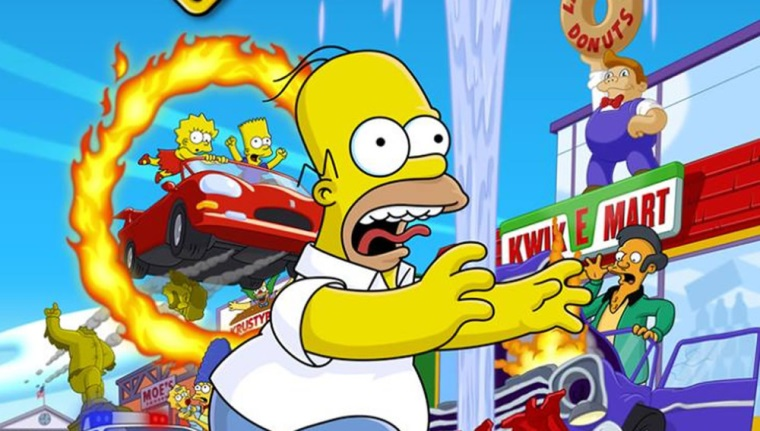 The Simpsons: Hit & Run by sa mala dočkať remasteru