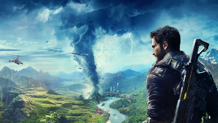 Just Cause 4 Reloaded je na víkend zadarmo na Steame