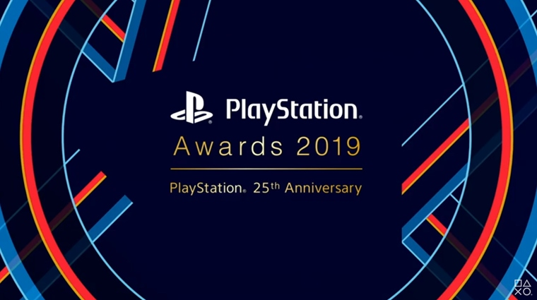Playstation Awards live