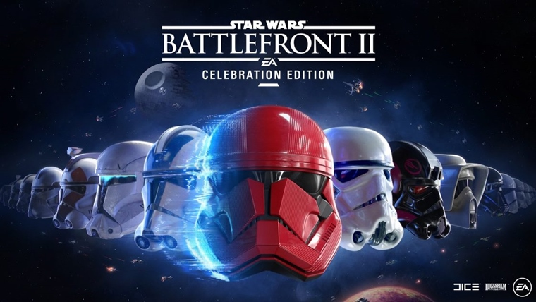 Star Wars Battlefront II dostane The Rise of Skywalker obsah aj kompletnú Celebration edíciu