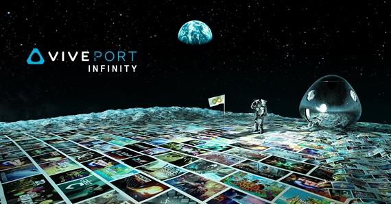 fc72d50ee Viveport Infinity bude spustené v apríli, za mesačný poplatok odstanete  masívnu ponuku hier a aplikácii