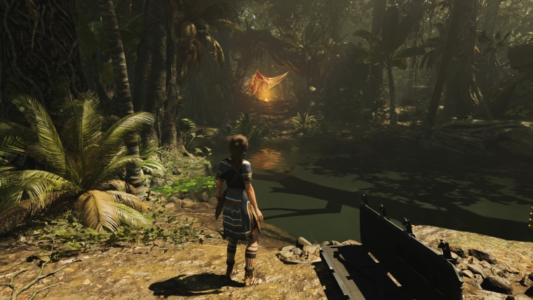 Benchmarky raytracingu v Shadow of the Tomb Raider
