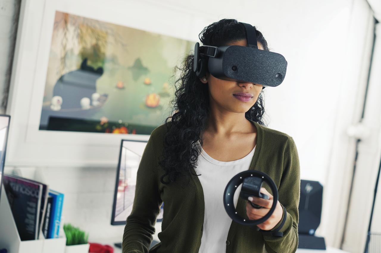 HP Reverb bude 4K VR headset za 600 dolárov | Sector