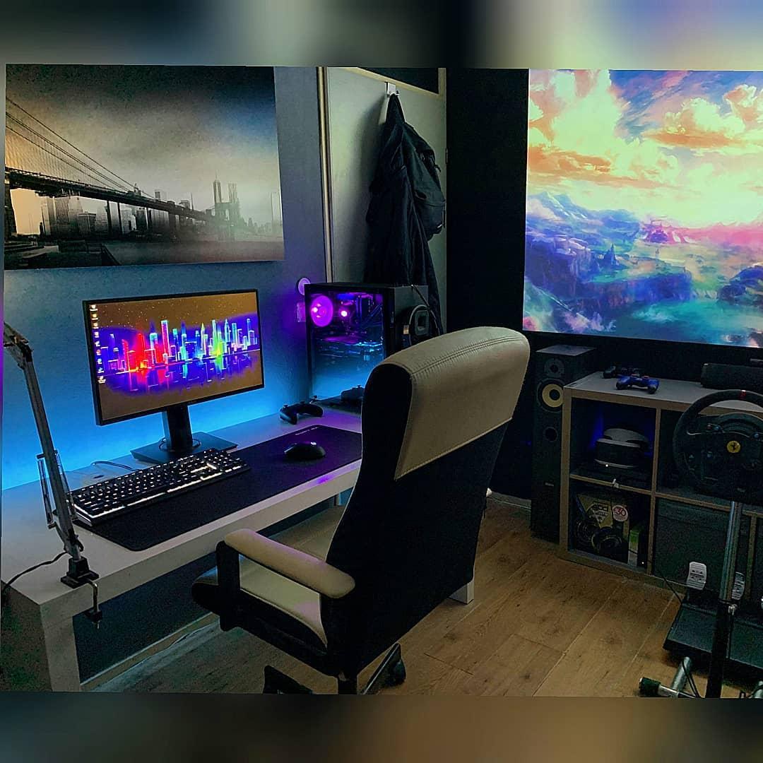 e8fbab58e8e8 Pozrime sa na nové inšpirácie na PC zostavy a herné kúty