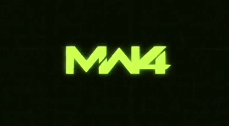 Logo nám naznačuje príchod Call of Duty Modern Warfare 4