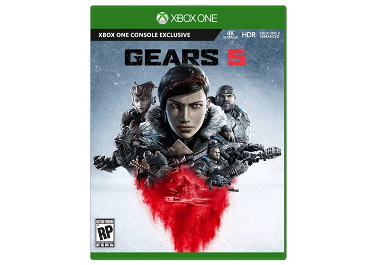 Bude toto boxart Gears 5?