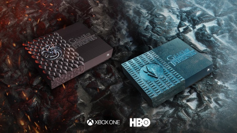Microsoft pripravil Game of Thrones verzie Xbox One konzol