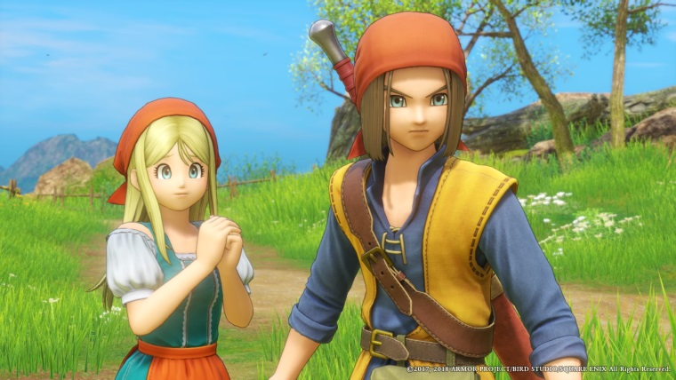 Switch verzia Dragon Quest XI