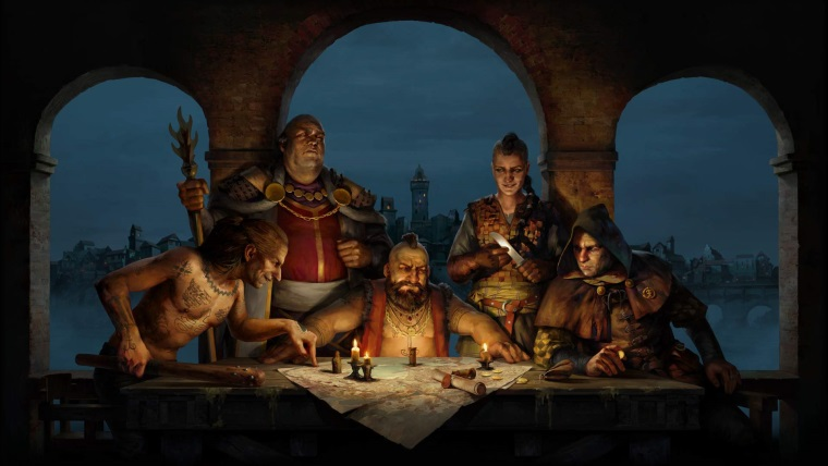 Novigrad bude novou expanziou pre Gwent: The Witcher Card Game