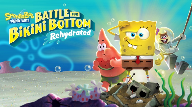 SpongeBob SquarePants: Battle for Bikini Bottom dostáva remaster od THQ Nordic