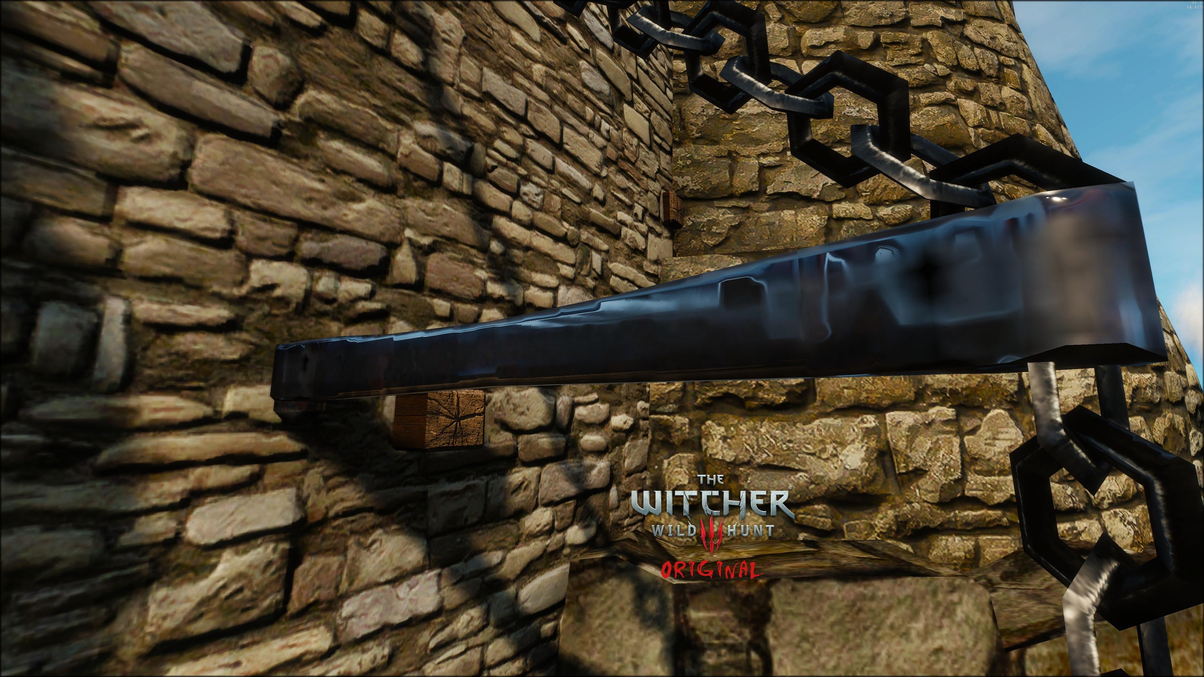 Witcher 3 HD Reworked Project V10 mod je dostupný na