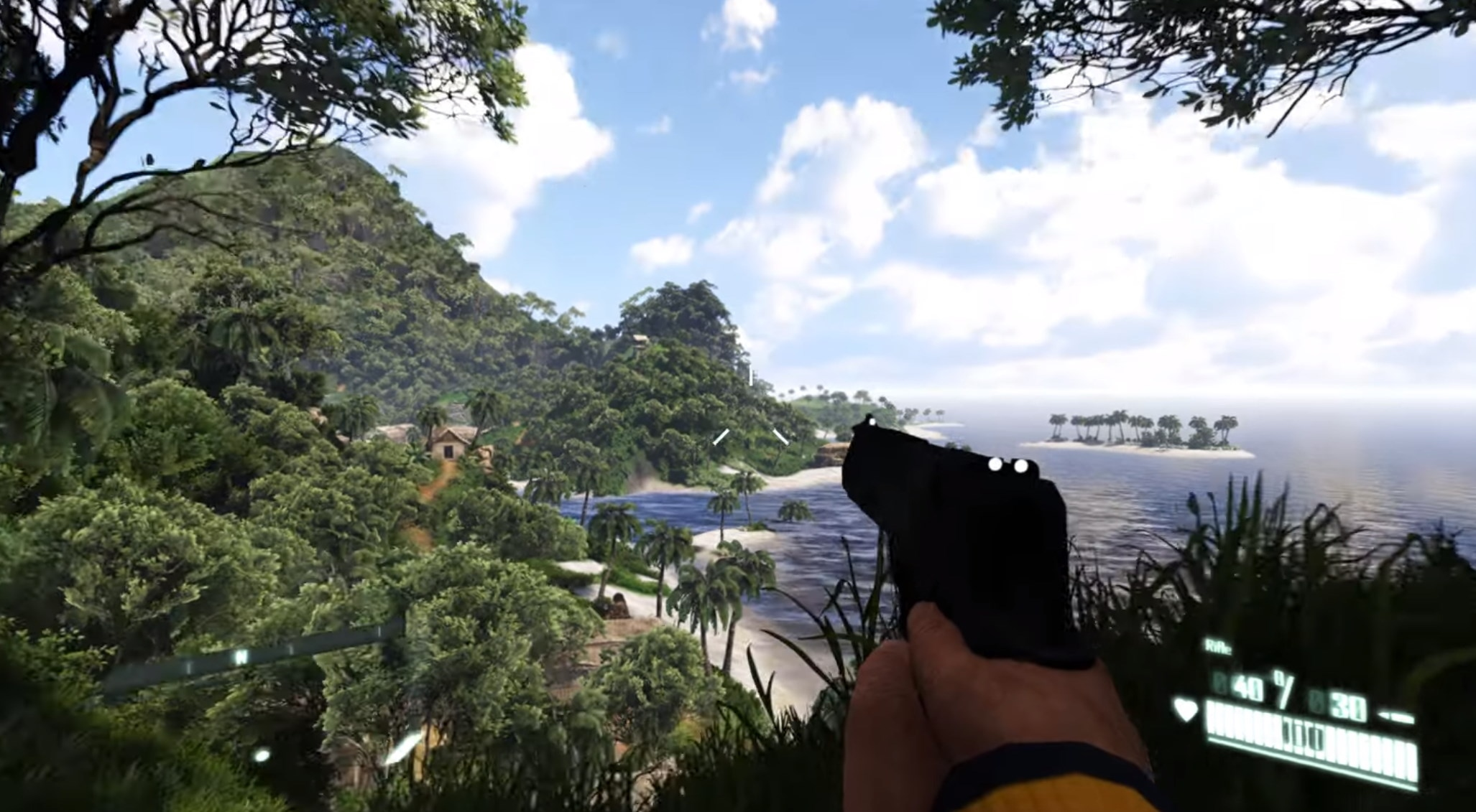 Ukazka Z Fan Remaku Far Cry Na Cryengine 5 Sector