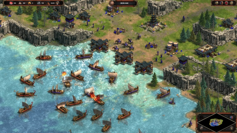 Age of Empires: Definitive Edition je dostupné na Steame