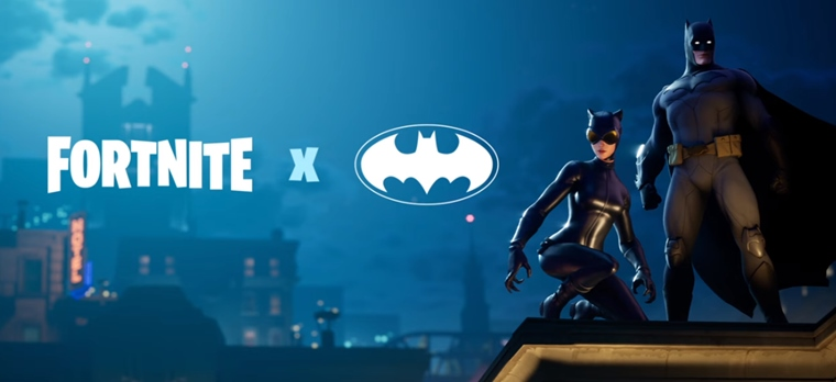 Batman prišiel do Fortnite