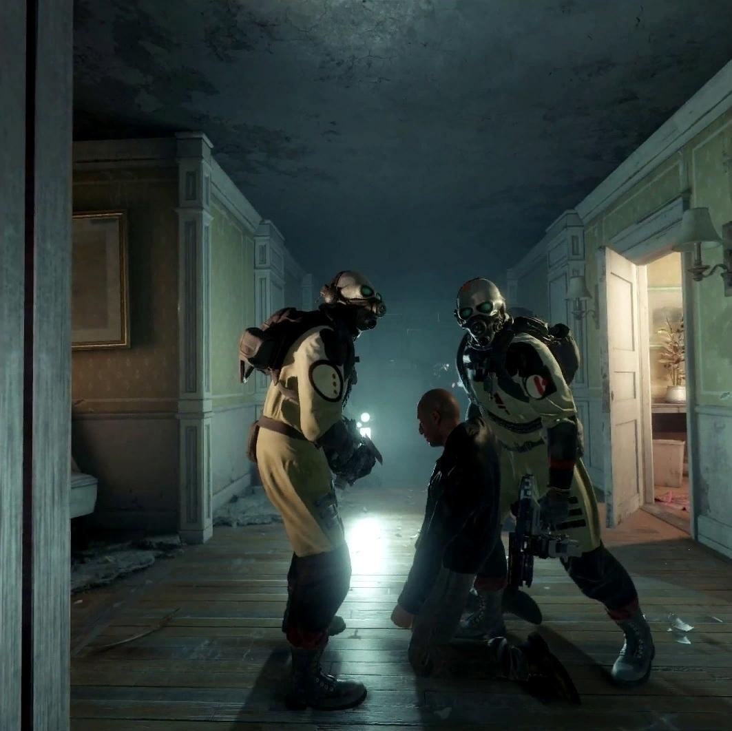 Gameplay ukážky z Half-Life: Alyx   Sector.sk