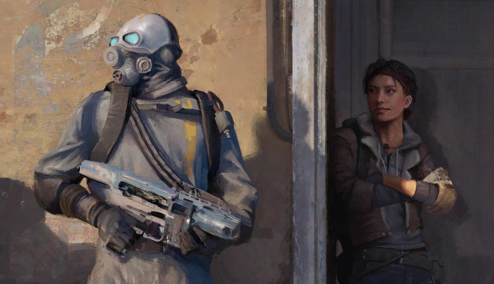 VR titul Half Life: Alyx sa ukazuje na nových záberoch