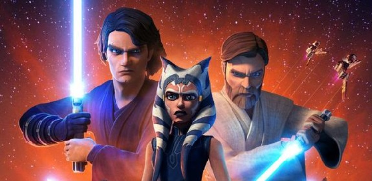 TV: Trailer na finálnu sériu Star Wars: The Clone Wars