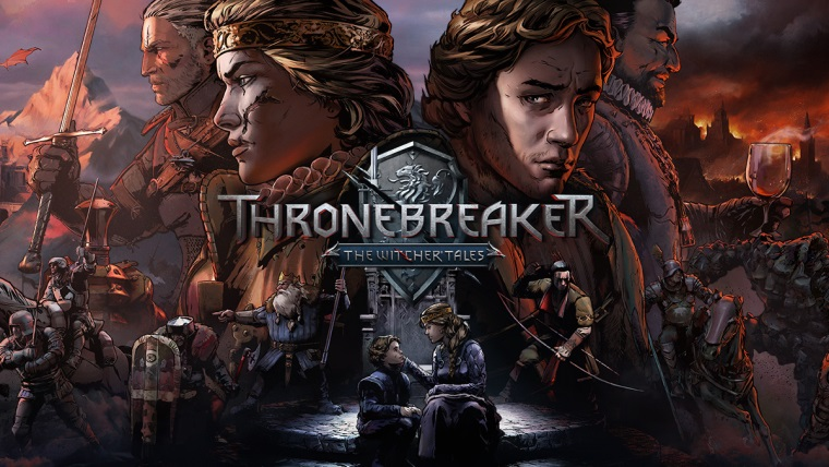 Thronebreaker: The Witcher Tales zrazu vyšiel na Nintendo Switch