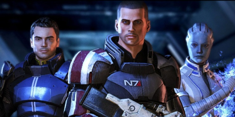 Mass Effect: Legendary Edition dostala rating v Kórei