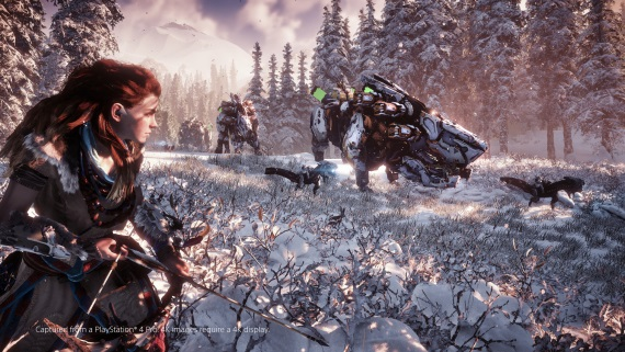 Horizon Zero Dawn príde na PC v lete