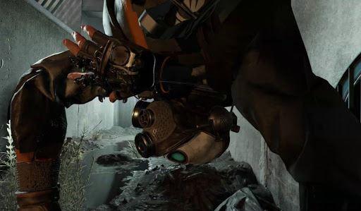 Ukážka evolúcie grafiky v Half Life, Half Life 2 a Half