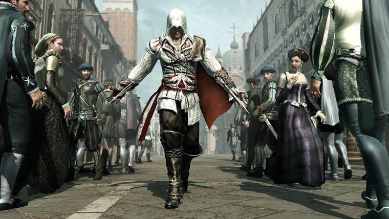 Assassin's Creed II je zadarmo na uPlay