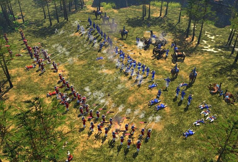 Age of Empires III Definitive edition dostalo rating