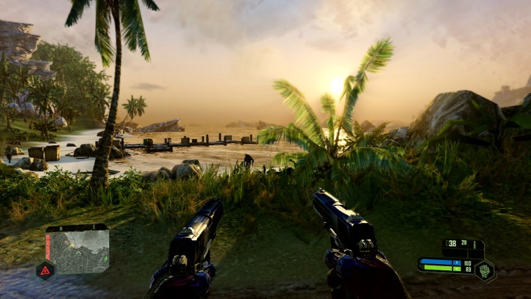 Hlbšia analýza Crysis Remastered na Switchi