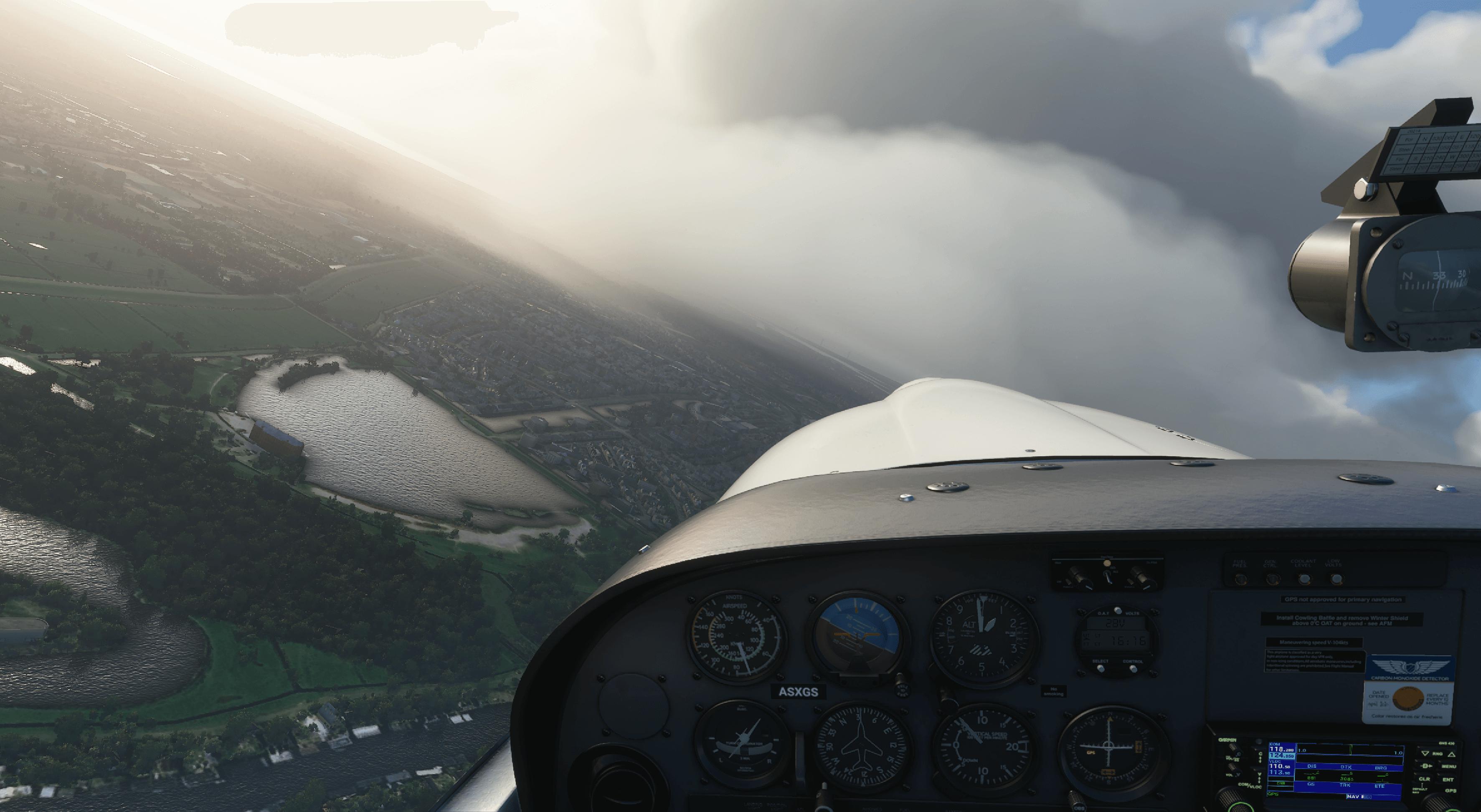 Flight Simulator dostane patch, ktorý opraví inštaláciu a ...