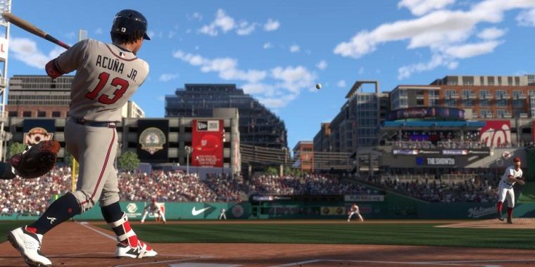 MLB The Show 21 ukazuje Xbox Series X gameplay