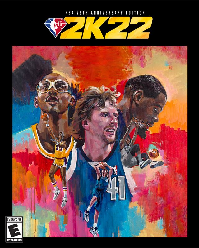NBA 2K22 will offer four different editions