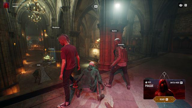 Vampires the Masquerade: Bloodhunt uk