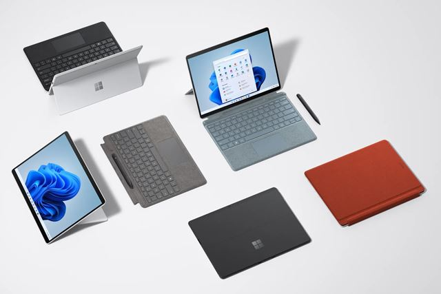 Microsoft has introduced Surface Pro 8, the new Surface Duo 2 and Surface Laptop Studio