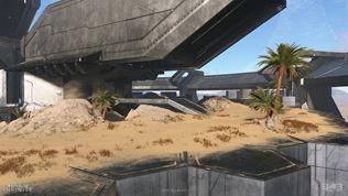 Halo Infinite ofrece una serie de artes y ha programado pruebas de fin de semana.