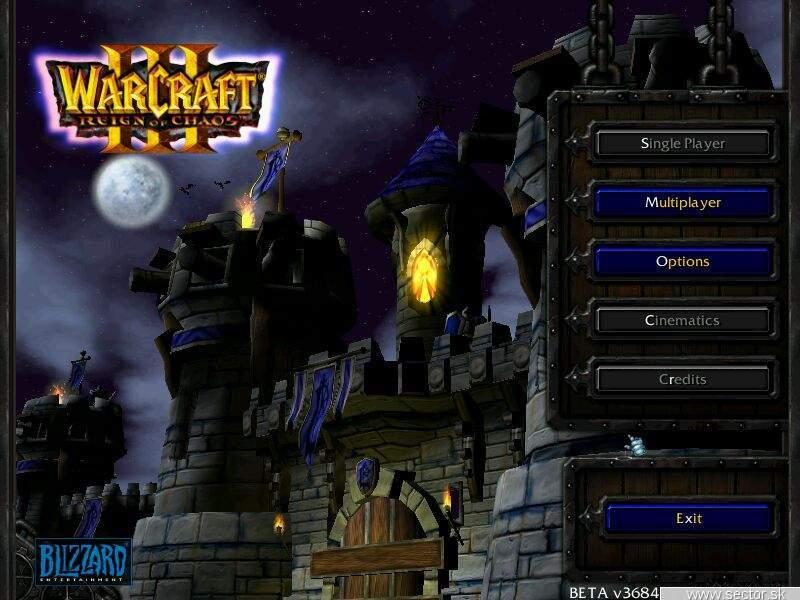 Warcraft III dojmy