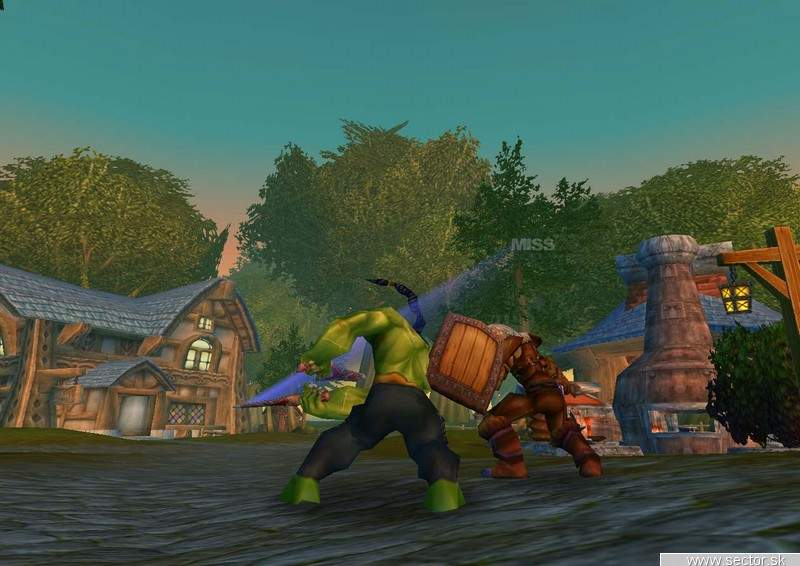 World of Warcraft  shots