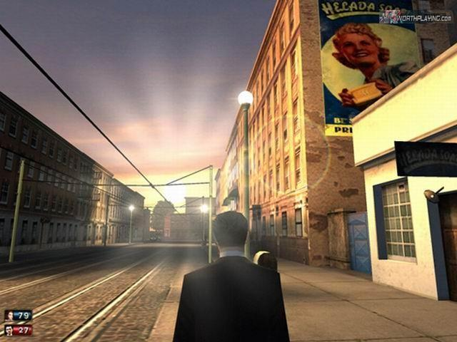 Mafia PS2 shoty
