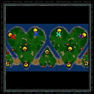 Warcraft 3 bonusová mapa